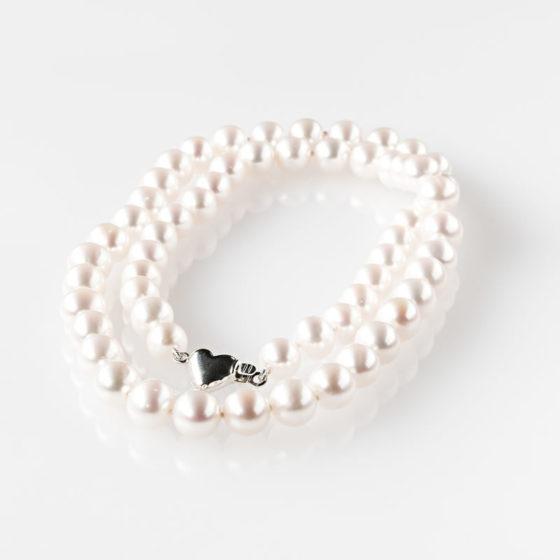 collana di perle akoya