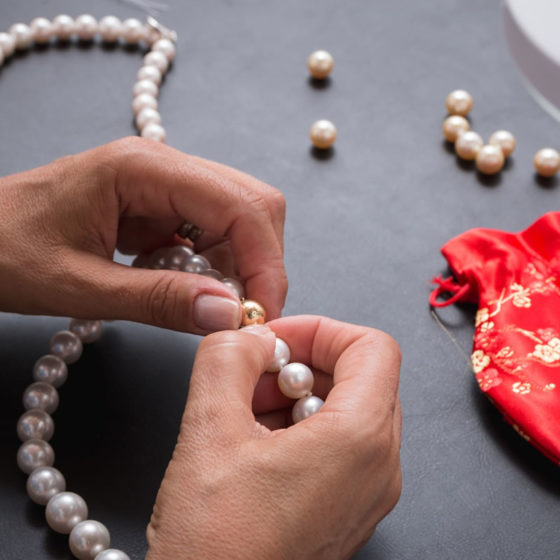 come riconoscere perle vere