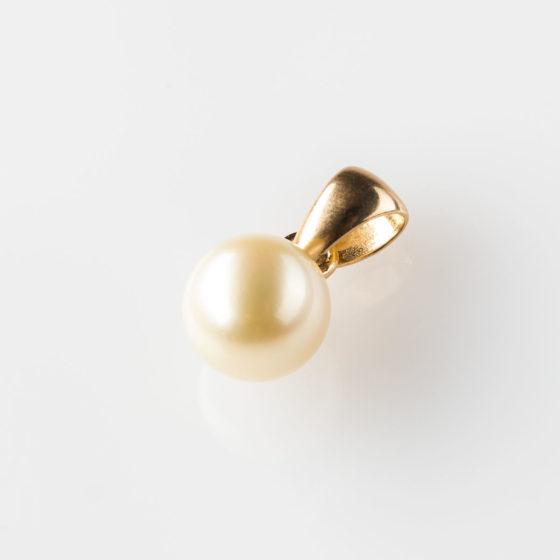 perla australiana ciondolo