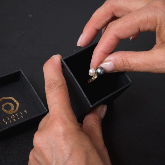 gioielli perle fatti a mano