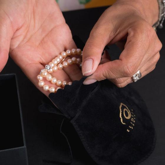 idea regalo gioiello perle