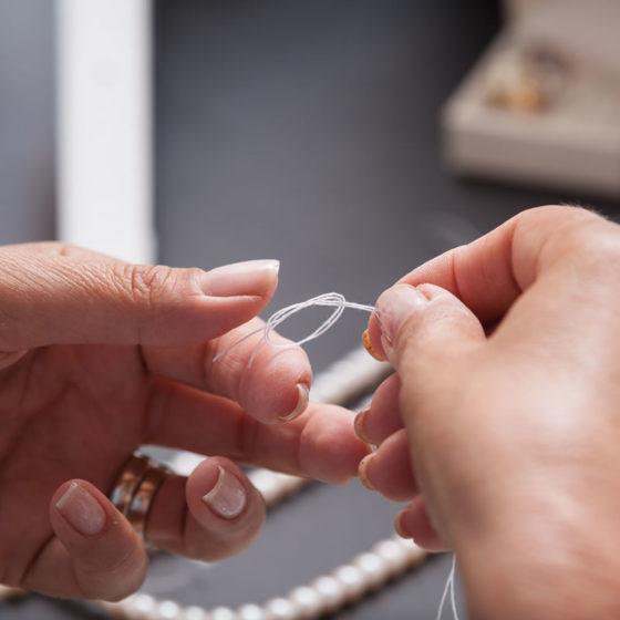 gioielli su misura perle