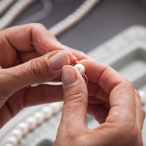 gioielli personalizzati con perle