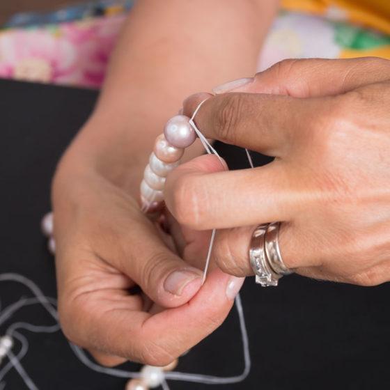 gioielli personalizzati perle