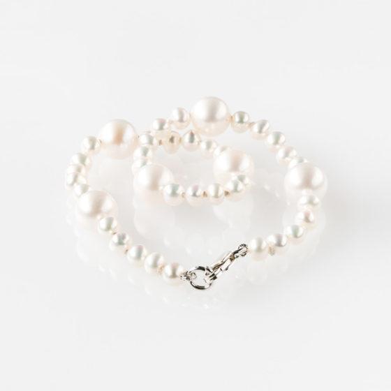 Braccialetto di perle d'acqua dolce
